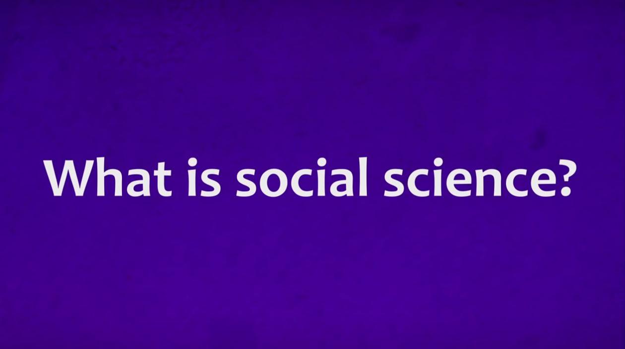 Social science for schools
